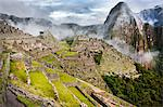 Machu picchu, peru, south america Stock Photo - Premium Royalty-Free, Artist: Russell Monk, Code: 614-06002489