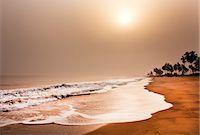 Beach, elmina, ghana, west africa Stock Photo - Premium Royalty-Freenull, Code: 614-06002492