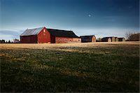 Barns, New Brunswick, Canada Stock Photo - Premium Royalty-Freenull, Code: 600-06007887