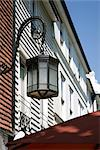 Pantiles Lantern, Tunbridge Wells, Kent, UK. Stock Photo - Premium Rights-Managed, Artist: Arcaid, Code: 845-06008007