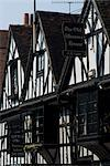 The Old Weaver's House, St Peter Street, Canterbury, Kent, England Stock Photo - Premium Rights-Managed, Artist: Arcaid, Code: 845-06008426