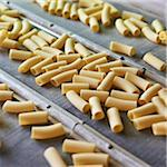 Pasta on Conveyer Belt, Gragnano, Province of Naples, Italy Stock Photo - Premium Rights-Managed, Artist: Siephoto, Code: 700-06009140