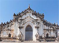 southeast asian - Ananda Temple, Bagan, Mandalay Division, Burma Stock Photo - Premium Royalty-Freenull, Code: 600-06009268