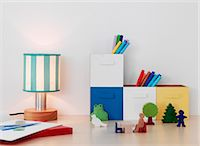 Children's Room Stock Photo - Premium Royalty-Freenull, Code: 622-06009500