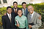 Group of male churchgoers, portrait Stock Photo - Premium Royalty-Freenull, Code: 693-06013974