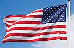 United States flag flapping Stock Photo - Premium Royalty-Free, Artist: Alberto Biscaro, Code: 693-06014744