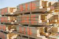 Stack of wooden planks Stock Photo - Premium Royalty-Freenull, Code: 693-06016779