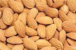 Almonds, close-up Stock Photo - Premium Royalty-Free, Artist: Photocuisine, Code: 693-06020144