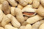 Peanuts, close-up Stock Photo - Premium Royalty-Free, Artist: Photocuisine, Code: 693-06020145