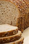 Slices of bread Stock Photo - Premium Royalty-Free, Artist: Blend Images, Code: 693-06020183