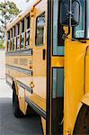 School Bus Stock Photo - Premium Royalty-Free, Artist: Garry Black, Code: 693-06020855