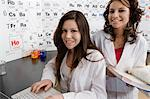 Students in Science Class Stock Photo - Premium Royalty-Free, Artist: Oriental Touch, Code: 693-06021087