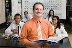 Science Teacher Stock Photo - Premium Royalty-Free, Artist: GreatStock, Code: 693-06021089
