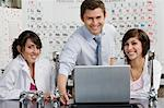 Science Class Stock Photo - Premium Royalty-Free, Artist: Oriental Touch, Code: 693-06021090