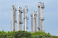 Chemical Plant, Saint-Gilles, Camargue, France Stock Photo - Premium Rights-Managednull, Code: 700-06025191