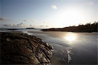 Sun over Beach, Tofino, British Columbia, Canada Stock Photo - Premium Rights-Managednull, Code: 700-06025275