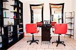 Beauty salon interior Stock Photo - Premium Royalty-Free, Artist: Uwe Umstätter, Code: 673-06025676