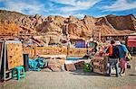 Market in Sharm El Sheikh, Egypt, North Africa, Africa Stock Photo - Premium Rights-Managed, Artist: Robert Harding Images, Code: 841-06030385