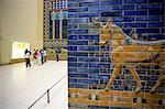 Detail of Ishtar Gate, Pergamon Museum, Berlin, Germany, Europe Stock Photo - Premium Rights-Managed, Artist: Robert Harding Images, Code: 841-06030427