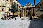 Old town of Mdina, Malta, Mediterranean, Europe Stock Photo - Premium Rights-Managed, Artist: Robert Harding Images, Code: 841-06030445