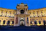 Heldenplatz and Hofburg, UNESCO World Heritage Site, Vienna, Austria, Europe Stock Photo - Premium Rights-Managed, Artist: Robert Harding Images, Code: 841-06030489