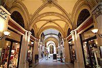 Gallery near Karntner Stravue, Vienna, Austria, Europe Stock Photo - Premium Rights-Managednull, Code: 841-06030506
