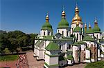 St. Sophia Cathedral Complex, UNESCO World Heritage Site, Kiev, Ukraine, Europe Stock Photo - Premium Rights-Managed, Artist: Robert Harding Images, Code: 841-06030711
