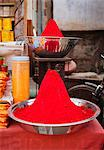 Tikka dye on sale in market, Vadodara, Gujarat, India, Asia Stock Photo - Premium Rights-Managed, Artist: Robert Harding Images, Code: 841-06030858