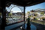Chinese Garden, Dunedin, Otago, South Island, New Zealand, Pacific Stock Photo - Premium Rights-Managed, Artist: Robert Harding Images, Code: 841-06030981