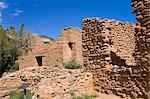 Jemez State Monument, Albuquerque, New Mexico, United States of America, North America Stock Photo - Premium Rights-Managed, Artist: Robert Harding Images, Code: 841-06031053