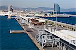 Port of Barcelona, Catalonia, Spain, Europe Stock Photo - Premium Rights-Managed, Artist: Robert Harding Images, Code: 841-06031139
