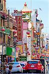 Street scene in China Town section of San Francisco, California, United States of America, North America Stock Photo - Premium Rights-Managed, Artist: Robert Harding Images, Code: 841-06031320