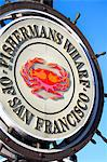 Fisherman's Wharf, San Francisco, California, United States of America, North America Stock Photo - Premium Rights-Managed, Artist: Robert Harding Images, Code: 841-06031344
