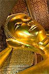 Reclining Buddha, Wat Pho (Reclining Buddha Temple) (Wat Phra Chetuphon), Bangkok, Thailand, Southeast Asia, Asia Stock Photo - Premium Rights-Managed, Artist: Robert Harding Images, Code: 841-06031604