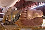 Reclining Buddha, Chauk Htat Gyi Pagoda, Yangon (Rangoon), Myanmar (Burma), Asia Stock Photo - Premium Rights-Managed, Artist: Robert Harding Images, Code: 841-06031670