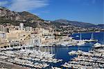Port Hercule, Harbor, Monte Carlo, Monaco, Cote d'Azur, Mediterranean, Europe Stock Photo - Premium Rights-Managed, Artist: Robert Harding Images, Code: 841-06031907