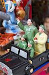 Vintage Chinese Communist propaganda figurines for sale in Hollywood Road, Hong Kong, China, Asia Stock Photo - Premium Rights-Managed, Artist: Robert Harding Images, Code: 841-06032013