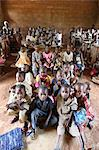 Primary school in Africa, Hevie, Benin, West Africa, Africa Stock Photo - Premium Rights-Managed, Artist: Robert Harding Images, Code: 841-06032085