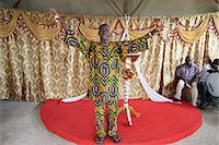 Evangelical preacher in church, Lome, Togo, West Africa, Africa Stock Photo - Premium Rights-Managednull, Code: 841-06032322