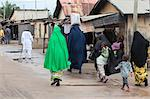 Muslim women in the street, Lome, Togo, West Africa, Africa Stock Photo - Premium Rights-Managed, Artist: Robert Harding Images, Code: 841-06032373