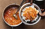 African meal, Lome, Togo, West Africa, Africa Stock Photo - Premium Rights-Managed, Artist: Robert Harding Images, Code: 841-06032406