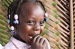 African girl, Lome, Togo, West Africa, Africa Stock Photo - Premium Rights-Managed, Artist: Robert Harding Images, Code: 841-06032457