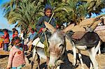 Ramadi village, Nile Valley between Luxor and Aswan, Egypt, North Africa, Africa Stock Photo - Premium Rights-Managed, Artist: Robert Harding Images, Code: 841-06032943