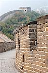 Close up of wall, Great Wall of China, UNESCO World Heritage Site, Mutianyu, China, Asia Stock Photo - Premium Rights-Managed, Artist: Robert Harding Images, Code: 841-06033066
