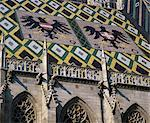 St. Stephen`s Cathedral with coat of arms on roof, UNESCO World Heritage Site, Vienna, Austria, Europe Stock Photo - Premium Rights-Managed, Artist: Robert Harding Images, Code: 841-06033249