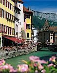 Annecy, Lake Annecy, Rhone Alpes, France, Europe Stock Photo - Premium Rights-Managed, Artist: Robert Harding Images, Code: 841-06033471