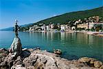 Opatija, Kvarner Gulf, Croatia, Adriatic, Europe Stock Photo - Premium Rights-Managed, Artist: Robert Harding Images, Code: 841-06033603
