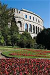 The Roman Amphitheatre, Pula, Istria, Croatia, Europe Stock Photo - Premium Rights-Managed, Artist: Robert Harding Images, Code: 841-06033630