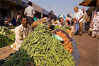 Mapusa Market, Goa, India, Asia Stock Photo - Premium Rights-Managednull, Code: 841-06033990