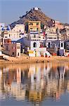 Pushkar Lake, Rajasthan, India, Asia Stock Photo - Premium Rights-Managed, Artist: Robert Harding Images, Code: 841-06034016